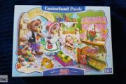 Zdjęcie do ogłoszenia: Puzzle Castorland 30 elementów: Złotowłosa i misie