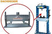 Zdjęcie do ogłoszenia: Krawędziarka- narzędzie do prasy hydraulicznej Dachdecker