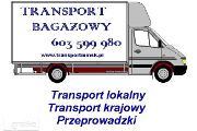 Zdjęcie do ogłoszenia: Transport Bagażowy Mińsk Mazowiecki - Przeprowadzki Usługi transportowe Bagażówka Dystrybucja towaru