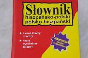 Zdjęcie do ogłoszenia: Słownik hiszpańsko-polski, polsko-hiszpański Oxfor