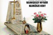 Zdjęcie do ogłoszenia: +NAGROBKI+KAMIENIARSTWO+ Alwernia, Płaza, Bolęcin tel: 512-636-449