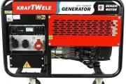 Zdjęcie do ogłoszenia: Agregat prądotwórczy trójfazowy KRAFTWELE KW18000B 12.8kW!
