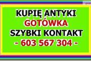 Zdjęcie do ogłoszenia: KUPIĘ ANTYKI i STAROCIE - SZYBKI KONTAKT i GOTÓWKA - SPRAWDŹ i ZADZWOŃ ~!~ Szybki dojazd, gotówka, transport ...
