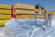 Zdjęcie do ogłoszenia: Głowica Korona Stemple budowlane Dźwigar H20 Sklejka HURTOWNIA!