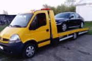 Zdjęcie do ogłoszenia: 510-034-399 laweta Mrozy/Cegłów pomoc drogowa autoholowanie autopomoc wyciąganie z rowu błota śniegu Mrozy/Cegłów 510 034 399